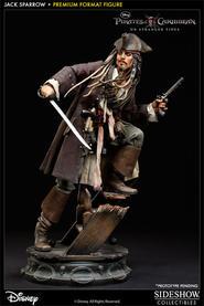 Captain Jack Sparrow Premium Format Figure 1:4