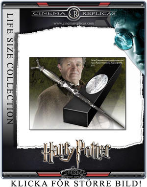 Professor Slughorn's Wand