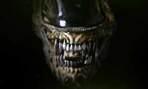 Aliens: Alien Warrior Life-Size Head