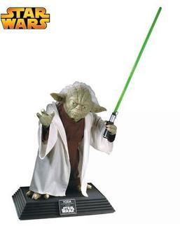 1:1 Scale Yoda Statue