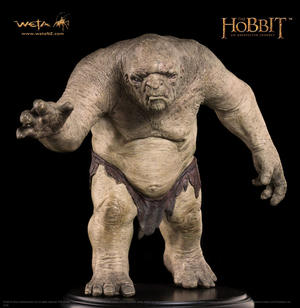 Miniature Trolls - William the Troll