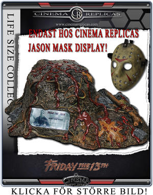 CR Version of Jason Mask display