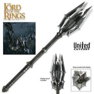 Massive Mace of Sauron with One Ring