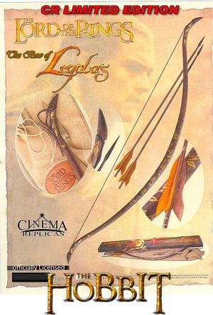 Legolas Pilbåge CR EDITION + 2 pilar