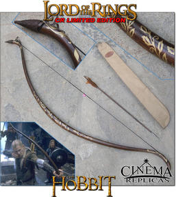 Legolas bow CR EDITION plus 2 arrows.