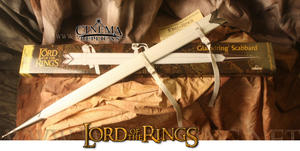 "Scabbard of Glamdring ""white"""