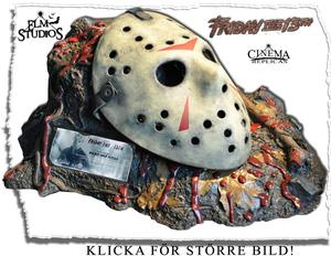 CR Version of Jason Mask + display