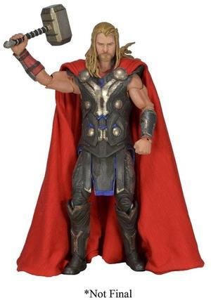 The Avengers: Thor 1:4 Scale Figure