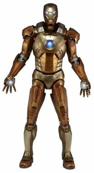The Avengers: Iron Man Mk. XXI Midas 1:4