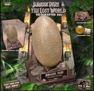 Velociraptor Egg