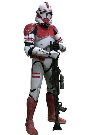 31 inch Giant Size Figure Clone Shocktrooper