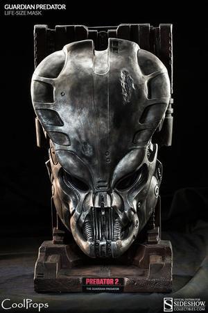 Predator 2: Guardian Predator Mask Prop Replica