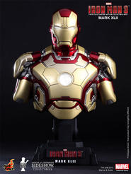 Iron Man 3: Iron Man Mark XLII 1:4 Bust