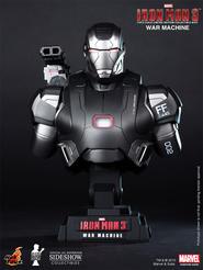 Iron Man 3: War Machine 1:4 Bust