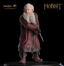 The Hobbit: Balin 1/6 statue