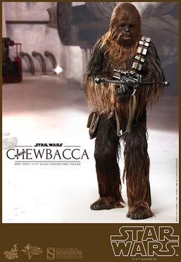Star Wars: Chewbacca Sixth Scale Figure