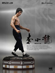 Bruce Lee Tribute Statue 1:3 Scale Version 2