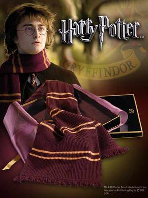 Gryffindor's™ House Wool Scarf