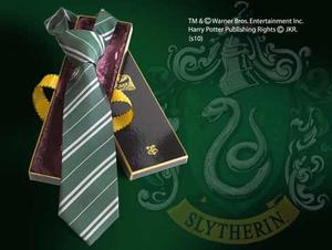Harry Potter slips deluxe Slytherin™ House Tie
