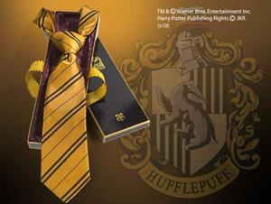 Harry Potter Necktie deluxe Hufflepuff™ House Tie
