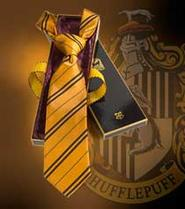 Harry Potter slips deluxe Hufflepuff™ House Tie