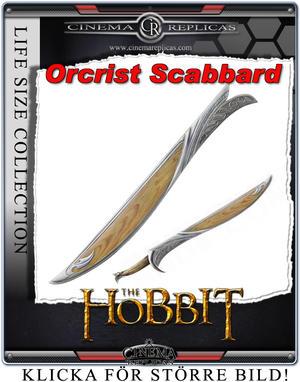 Orcrist Scabbard