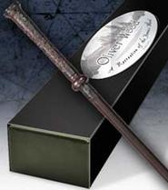 The wand of Oliver Wood