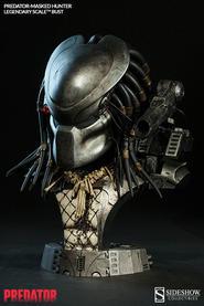 Predator: Masked Hunter Predator Legendary Scale Bust