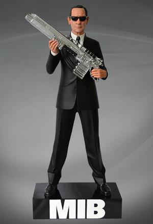 Men in Black: Agent K statue 1/4 scale