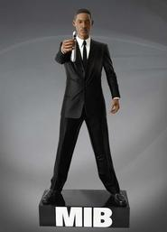 Men in Black: Agent J statue 1/4 scale