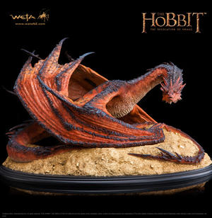 Smaug the Terrible Statue