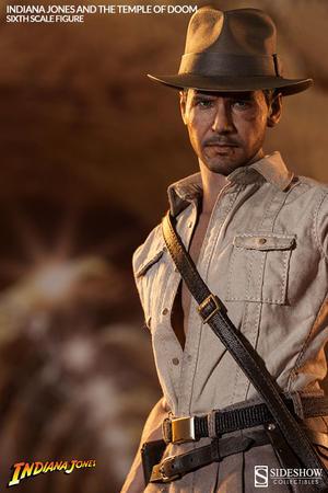 Indiana Jones & The Temple of Doom: Indiana Jones 1:6 scale figure