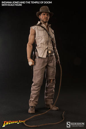 Indiana Jones & The Temple of Doom: Indiana Jones 1:6 scale figure