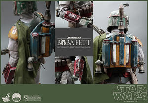 Boba Fett 1:4 Scale Collectible Statue