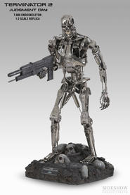 T2 ½ Scale Endoskeleton